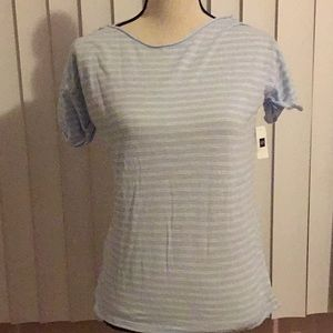 NWT Gap striped t shirt size S